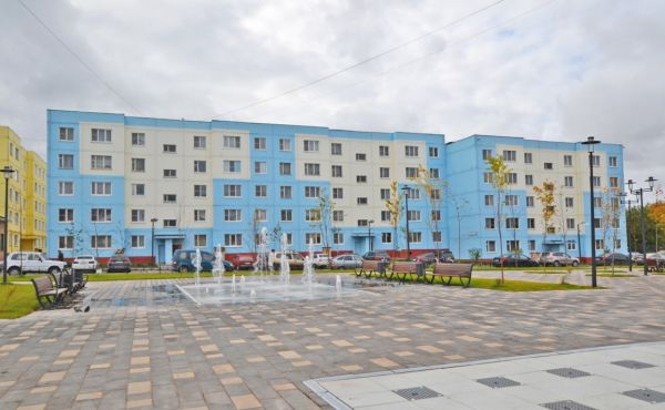 3-комнатная квартира в центре Волоколамска